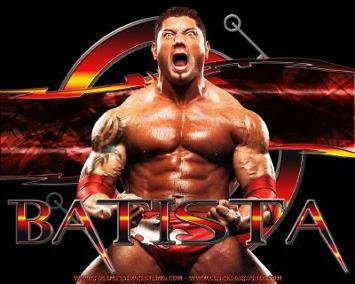 WWE Superstar Batista